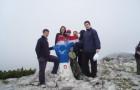 Osvojili smo najviši vrh Hrvatske