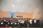 Na IV. smotri zborova katoličkih škola