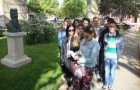 U parku glasovitih Zadrana