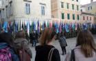 Na središnjem obilježavanju 22. obljetnice vojno-redarstvene akcije Maslenica
