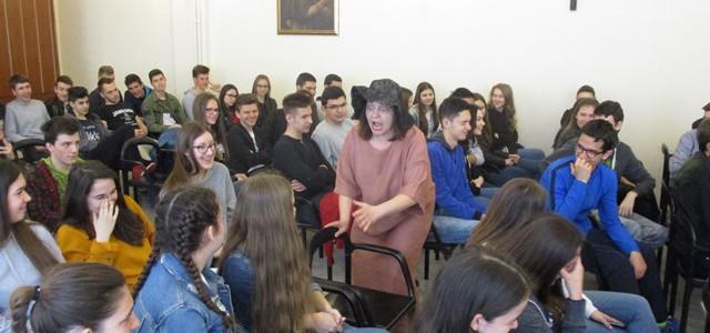 »KAZALIŠNI STUDIO« PREDSTAVIO RIMSKU KOMEDIJU