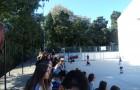 Odigrana tradicionalna nogometna utakmica između profesora i učenika